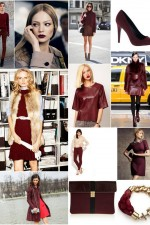 Color Palette: Oxblood