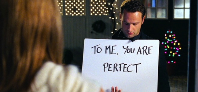 5 Romantic Movies - Love Actually