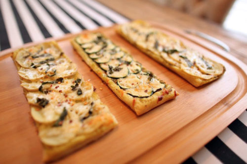 Vegetable Tart2