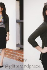 Pencil Skirt, 7 Ways
