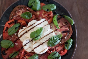 Gaby's Heirloom Tomato Caprese3