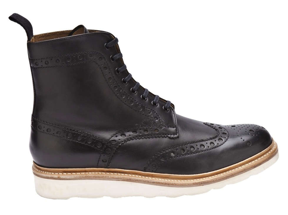 Grenson Brogues Boots Grenson-fred-brogue-boot