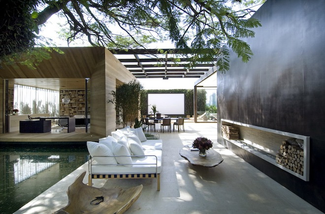 Outdoor Space indoor / outdoor space - the effortless chic