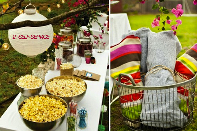 5 Tips for Outdoor Entertaining | The Effortless Chic