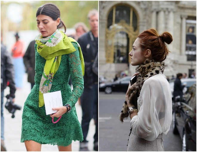 16 Ways To Wear A Scarf