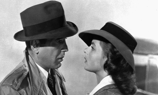 5 Great Love Stories- Casablanca