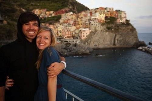 Jen & Aaron Europe