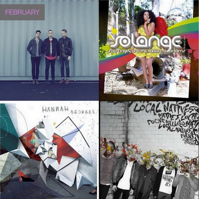 What To Listen To Now {Feb}