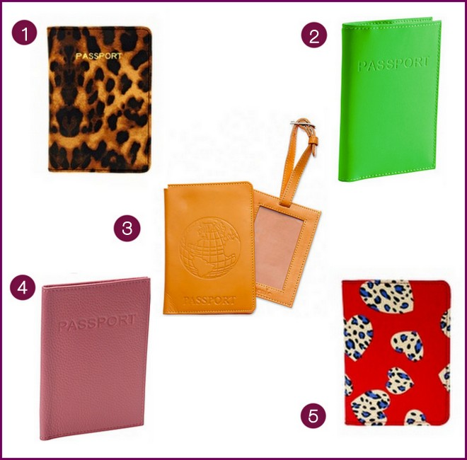 5 Under $25 : PASSPORT HOLDERS