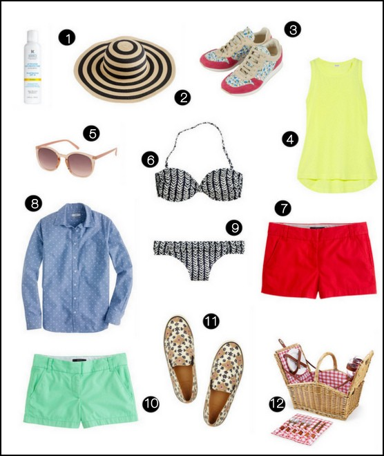 Glamping :: What To Pack