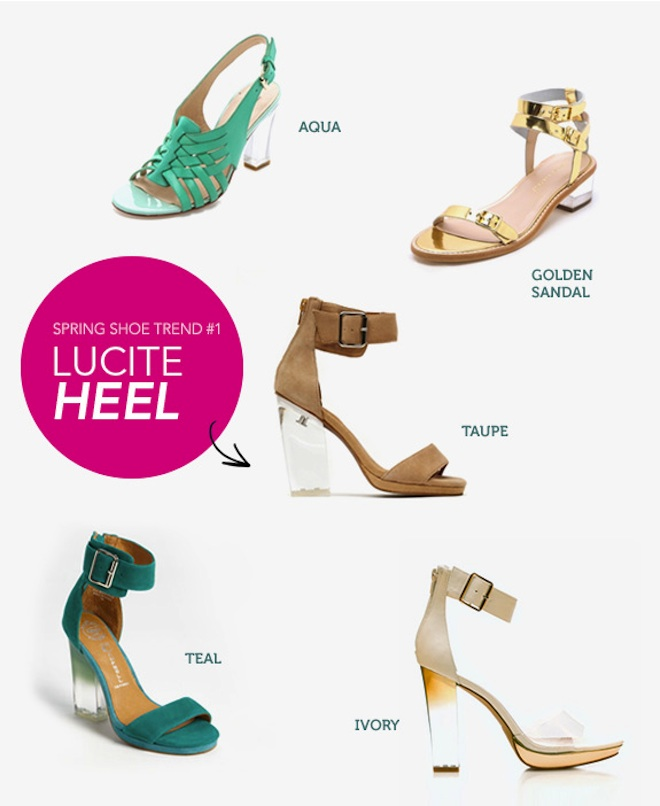 Spring Shoe Trends 2