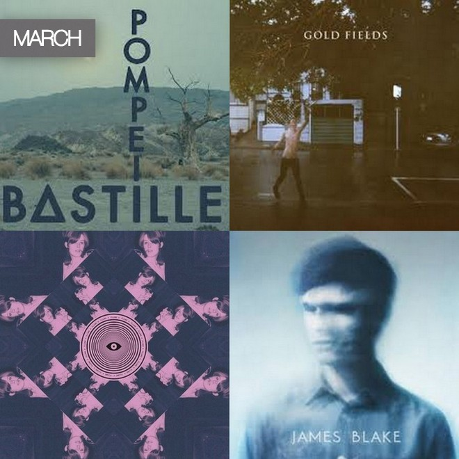 WHAT TO LISTEN TO NOW {MARCH}