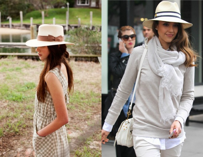 12 Ways to Wear a Hat- 7 & 8