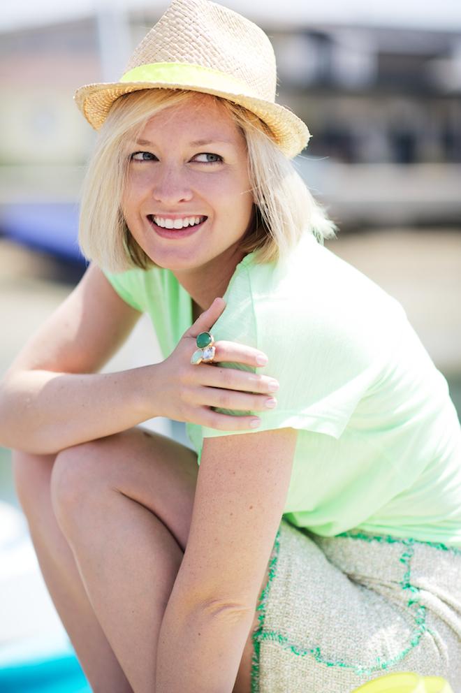 Jen Pinkston for Old Navy Tees 2