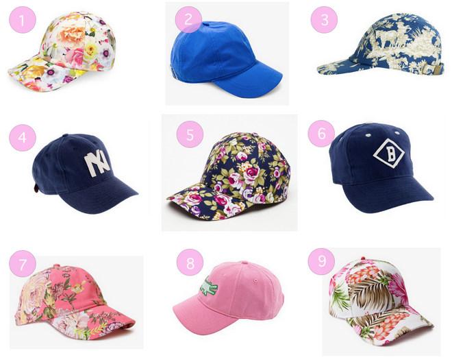 Street Style- Baseball Caps