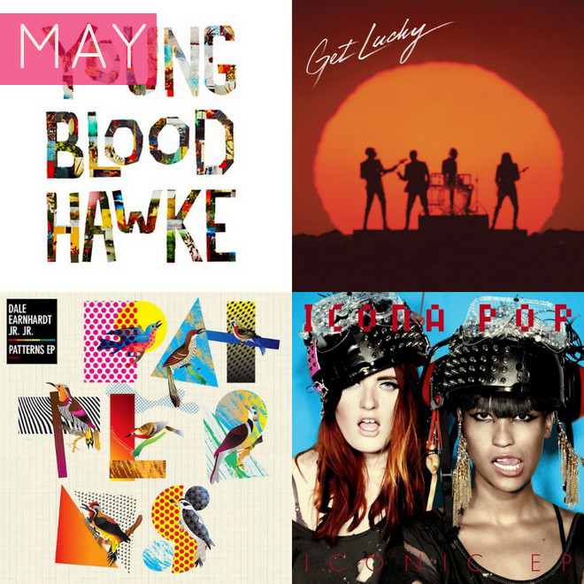 What To Listen To in May