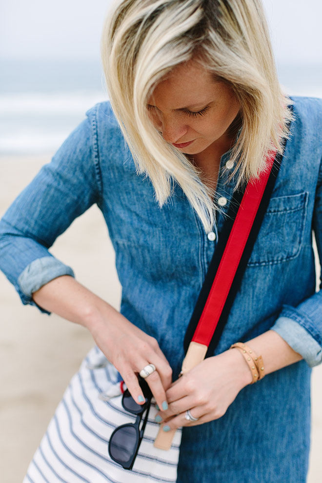 Jen Pinkston, A Day At The Beach 3