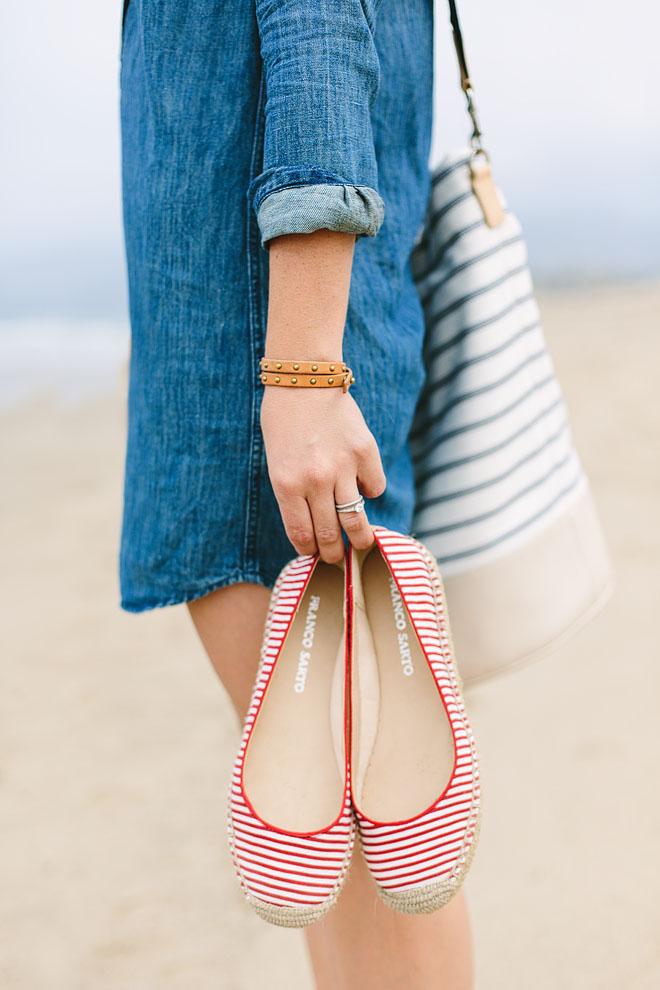 Jen Pinkston, A Day At The Beach 5