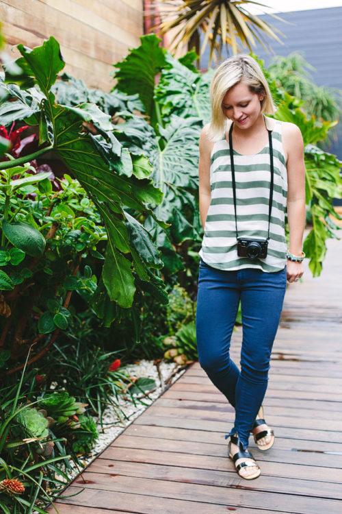 Jen Pinkston : My Tourist Style 1