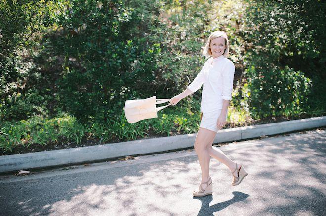 Jen Pinkston : White Shirt 3