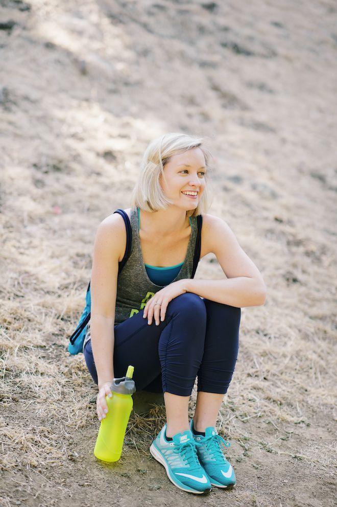 Jen Pinkston for Old Navy : Activewear 3