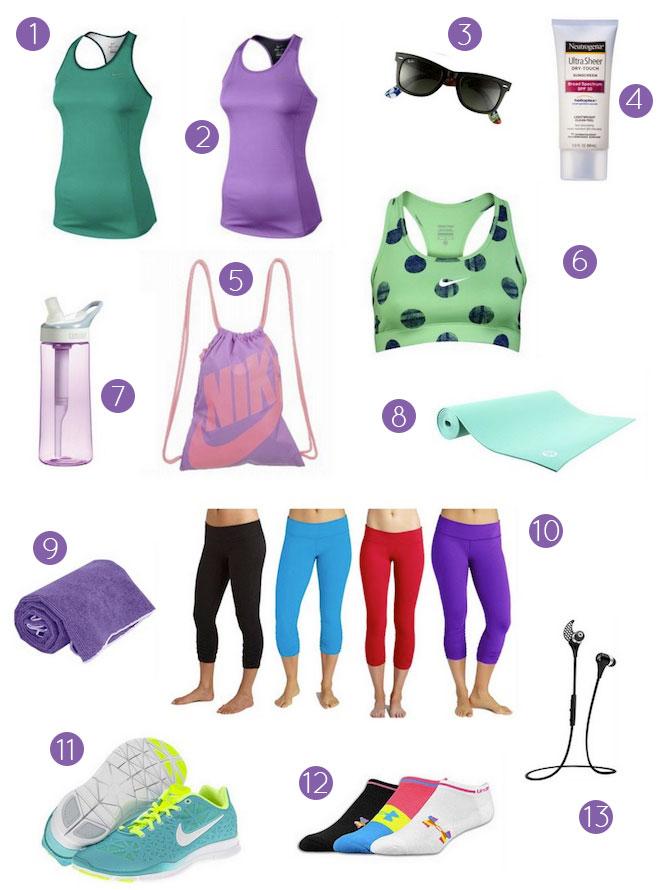 My-Workout-Essentials