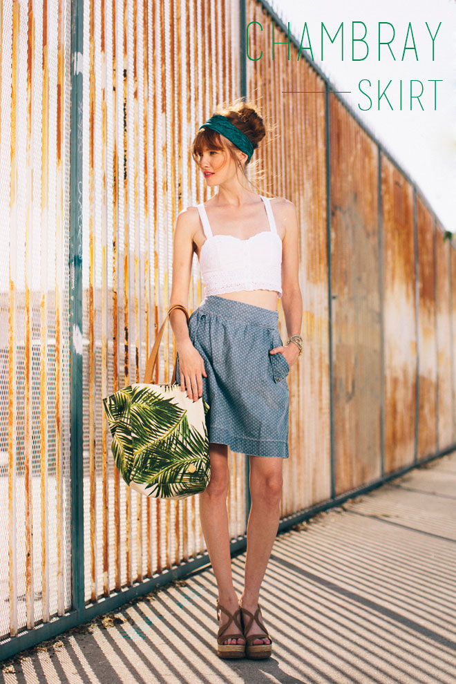 4.-Chambray-Skirt