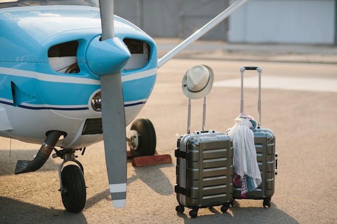 Bon Voyage with Hanyeedle Suitcases