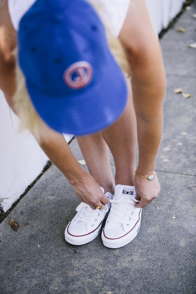 Denim Shorts I The Effortless Chic 4
