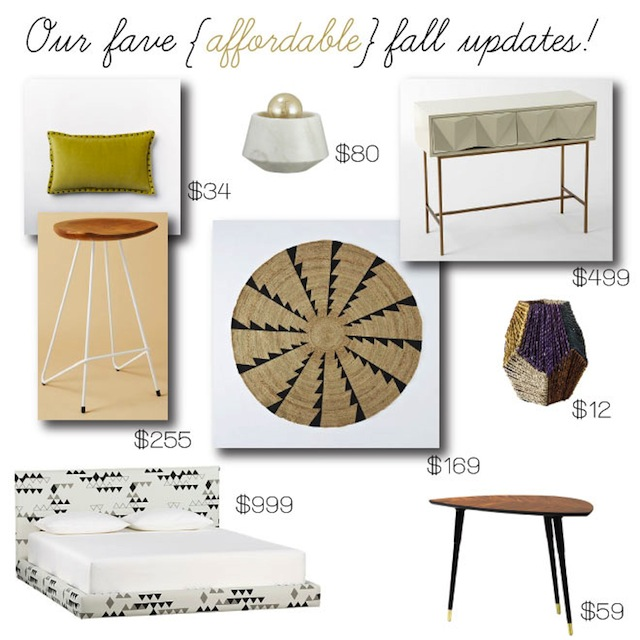 Affordable-Fall-Updates