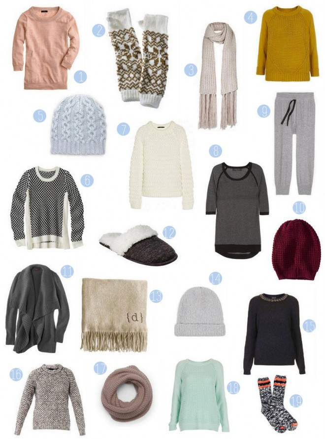 Cozy-Fall-Knits