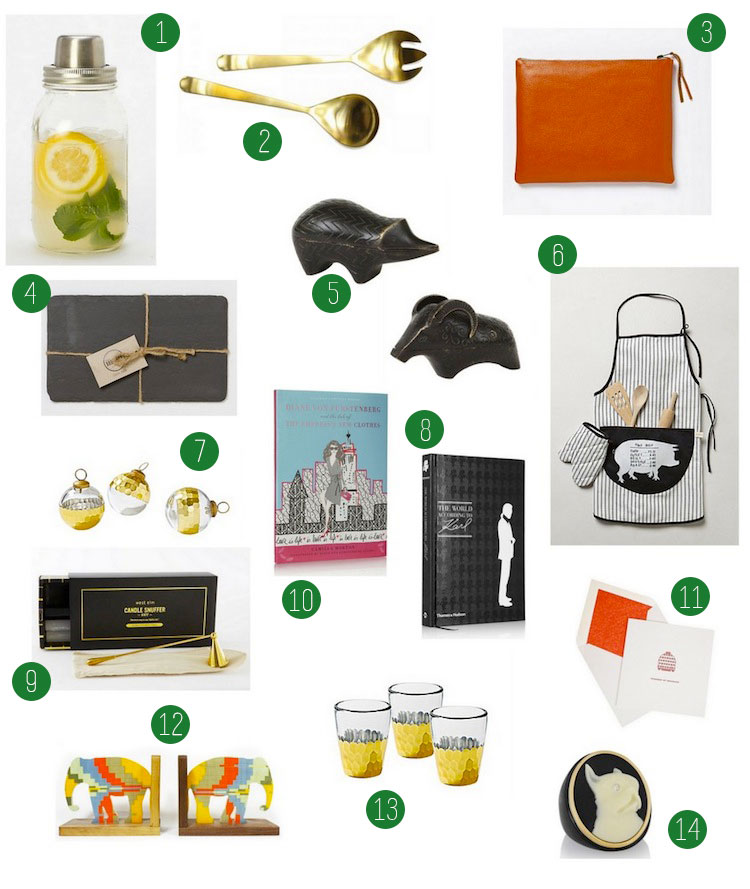 Give Thanks Best Hostess Gifts The Effortless Chic