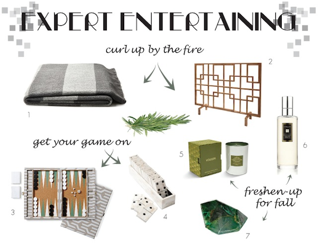 expert entertaining