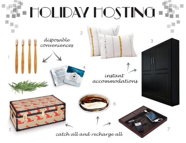 holiday hosting