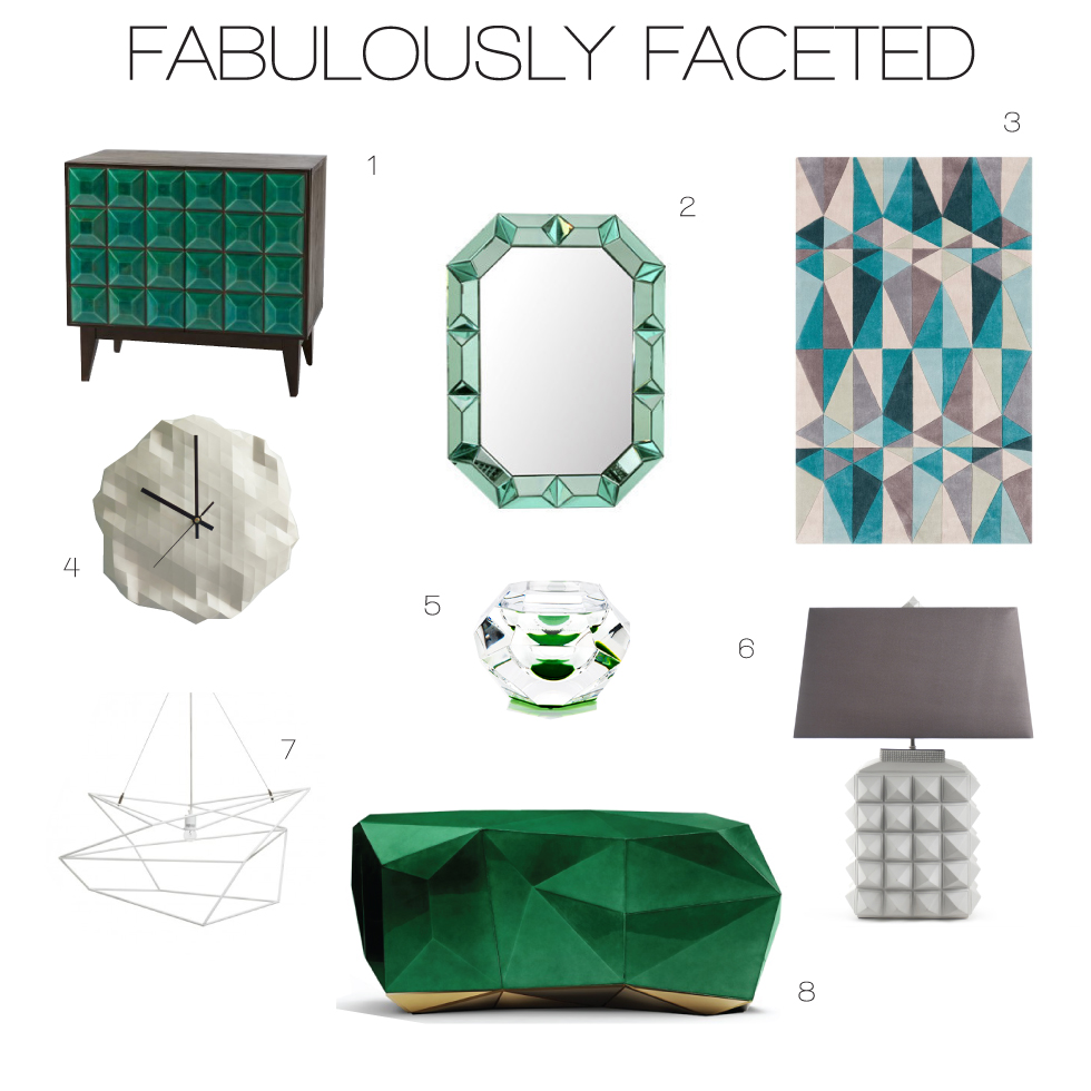 Fabulously Faceted