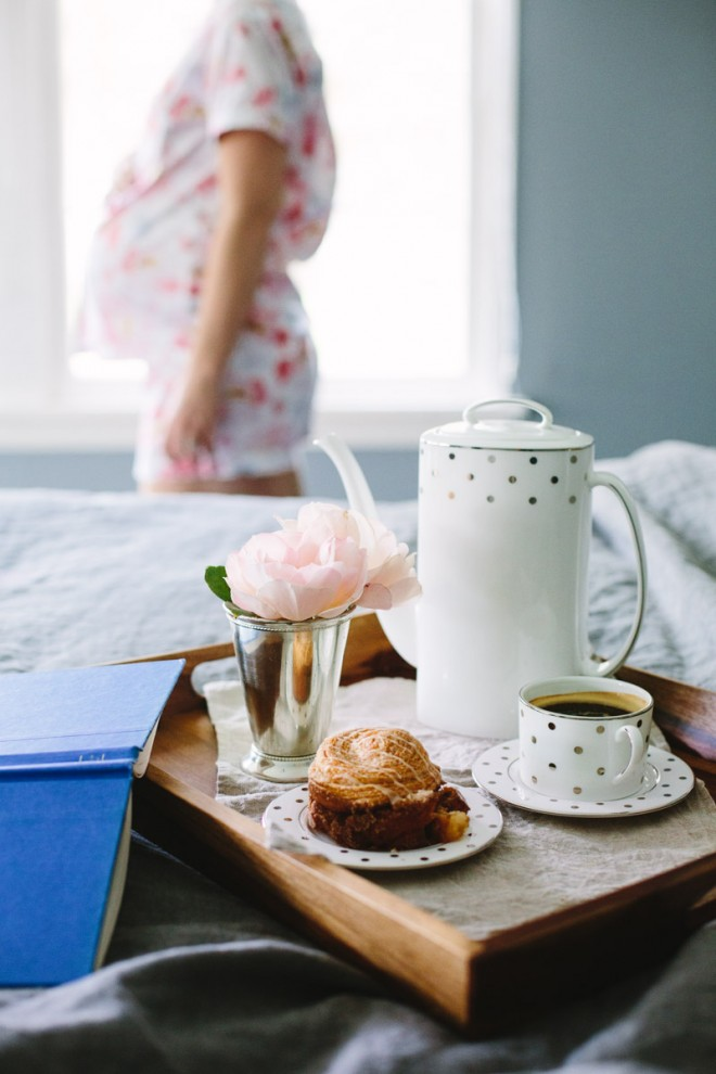 Breakfast In Bed :: The Effortless Chic 7
