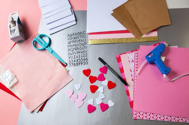 Effortless Chic Valentine's Day Cards 2