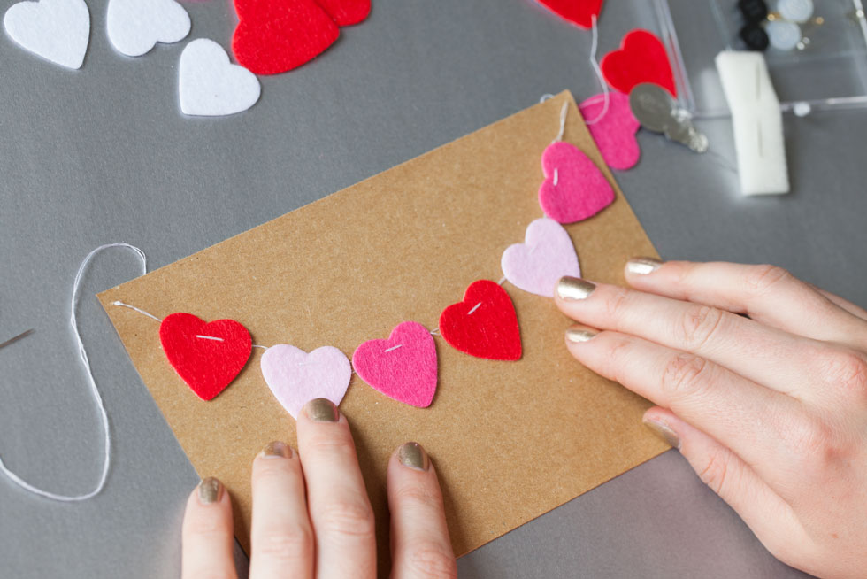 Effortless Chic Valentine's Day Cards 4