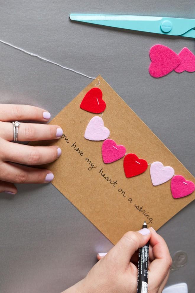 Effortless Chic Valentine's Day Cards 5