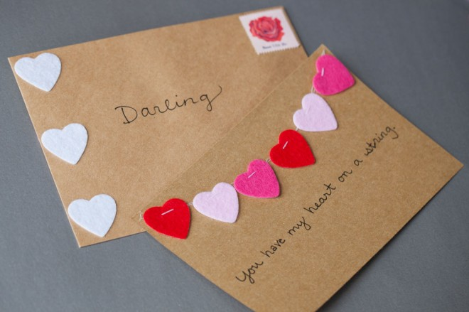 Effortless Chic Valentine's Day Cards 6
