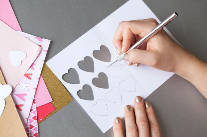 Effortless Chic Valentine's Day Cards 7