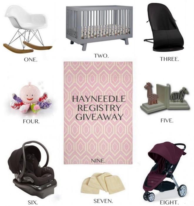 Hayneedle Registry Giveaway_2