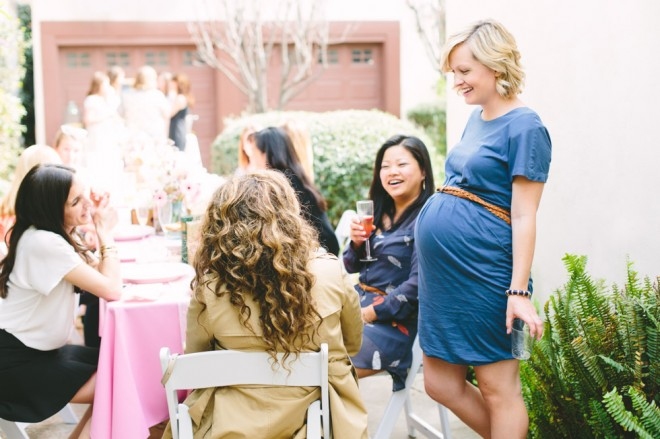 LA Baby Shower :: The Effortless Chic 12