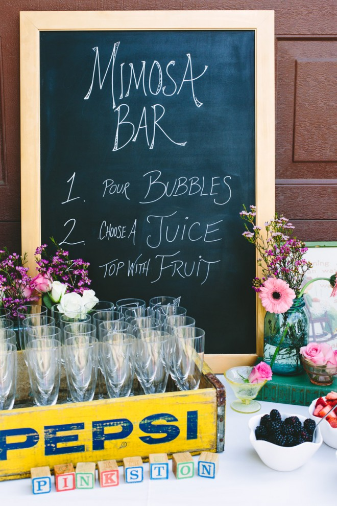 LA Baby Shower :: The Effortless Chic 6