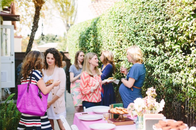 LA Baby Shower :: The Effortless Chic 7