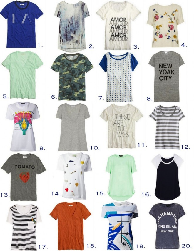 Shopping Guide :: Perfect Tees