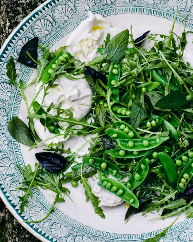 10- The Best of Salads :: The Effortless Chic
