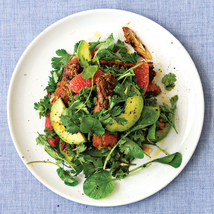 8- The Best of Salads :: The Effortless Chic