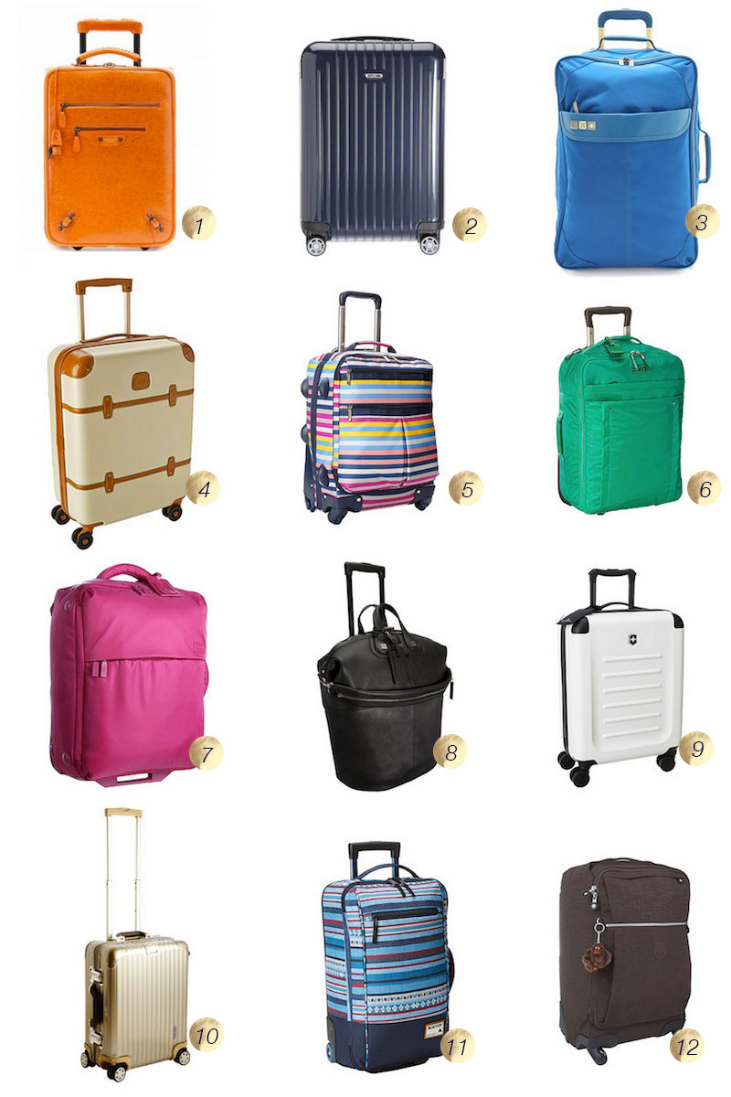 Best-Carry-On-Suitcases