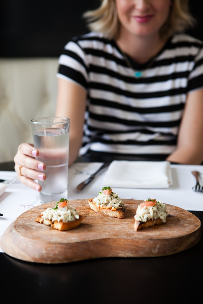 Secret Recipe with Comme Ca :: The Effortless Chic 6